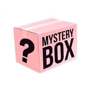 22 Piece Pink Preteen Girl Mystery Clothes Box